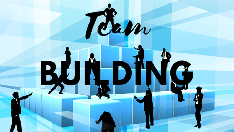 How employers can still run team building events